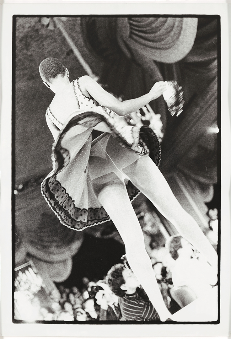 Zoe Leonard, Rear View (Geoffrey Beene Fashion Show), 1990