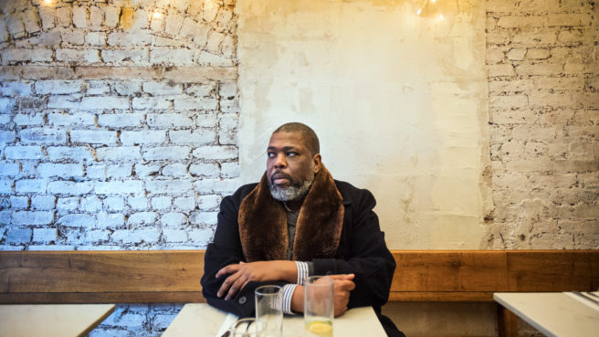 Portrait of Hilton Als
