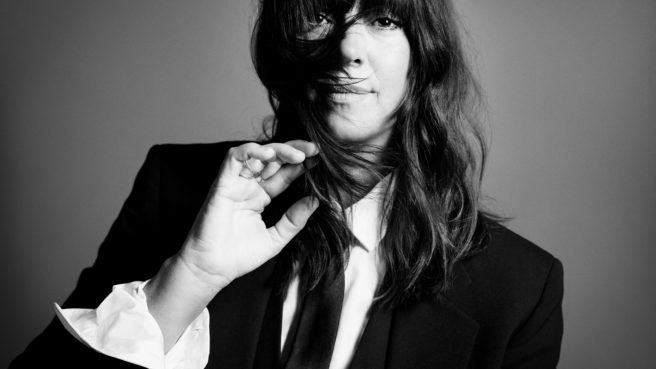 Image of singer-songwriter Cat Power by Inez & Vinoodh