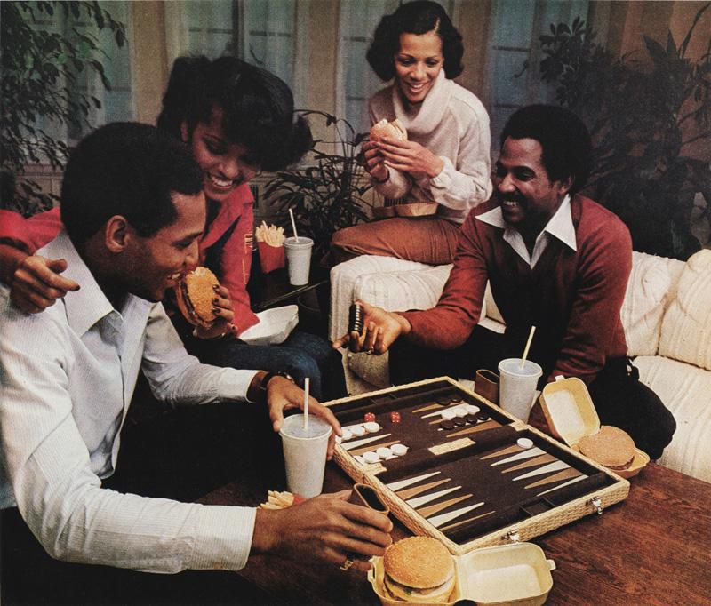 Hank Willis Thomas, So Glad We Made It, 1977/2006