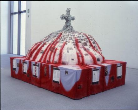 Thomas Hirschhorn, North Pole, 2004