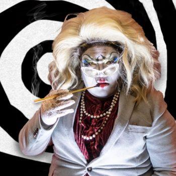Yoko Oso drag queen performer