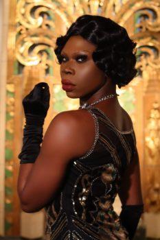 Opal Am Rah drag queen performer