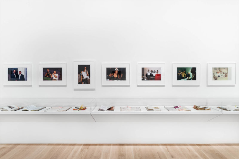 Installation view: Lyle Ashton Harris: Ektachrome Archive. Institute of Contemporary Art, Miami. Sep 23, 2020 – May 31, 2021. Photo: Zachary Balber.