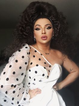 Image of drag performer Lady Paraiso