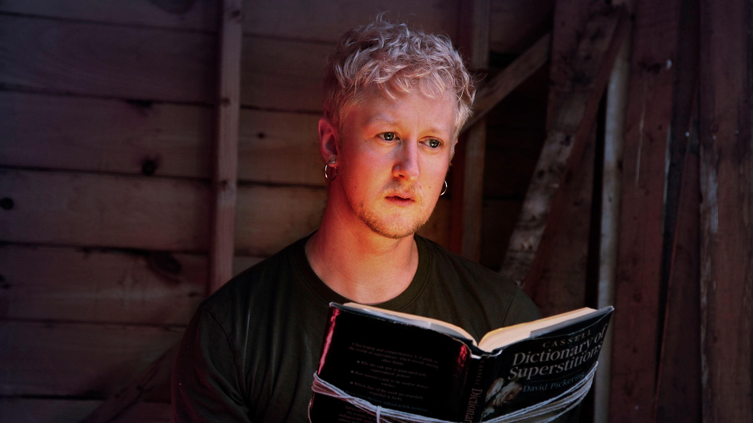 Colin Self. Photo: Leah James.
