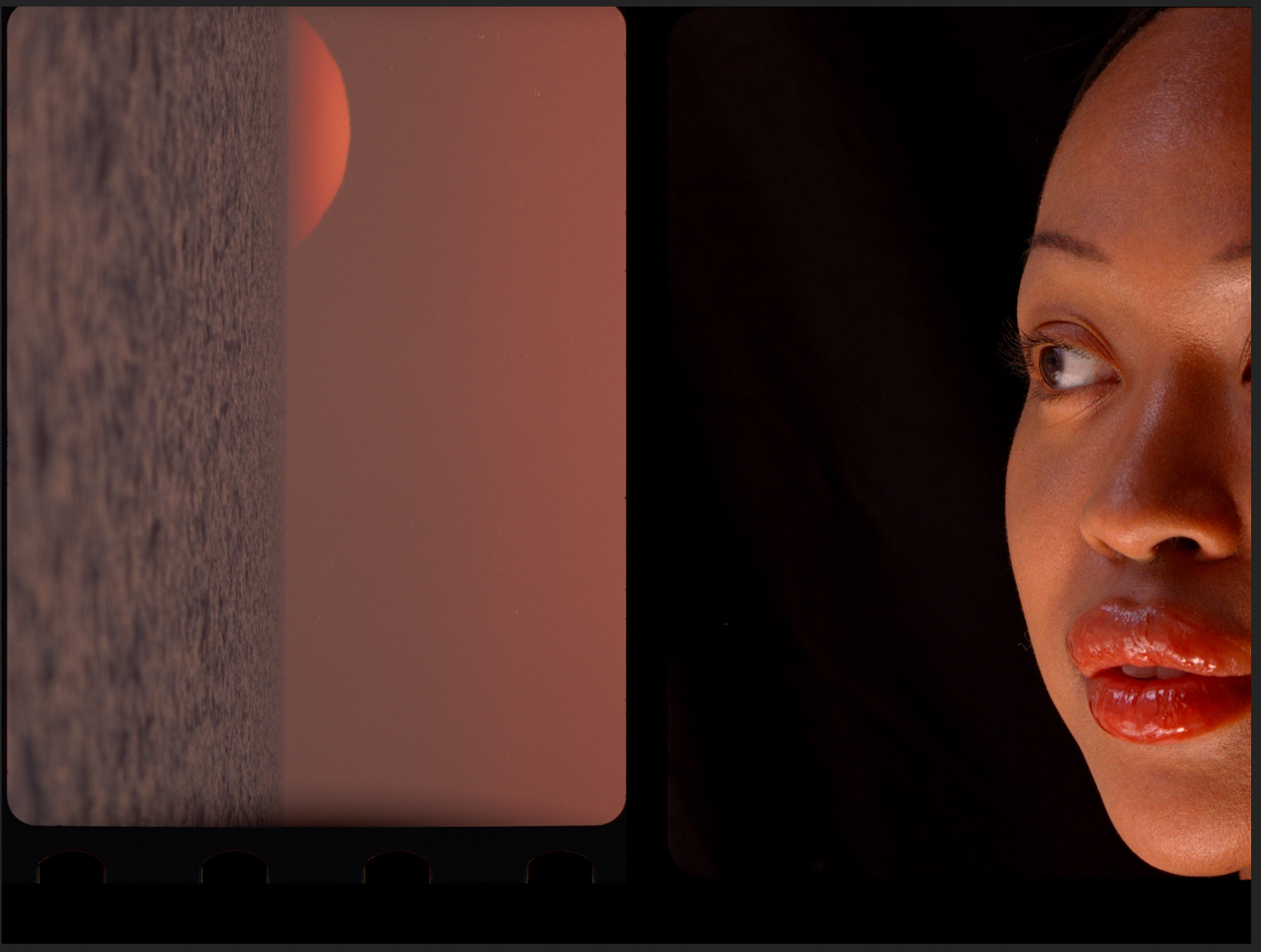 Video still from Dara Friedman, The Crowning, 2021